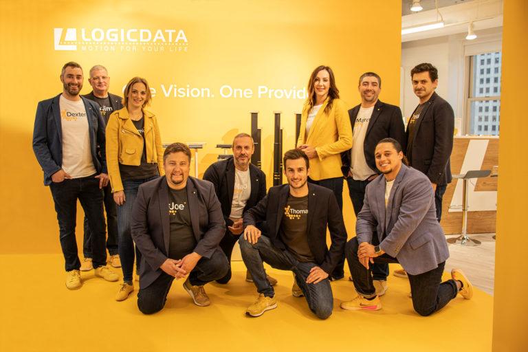 Logicdata Team at NeoCon 2021